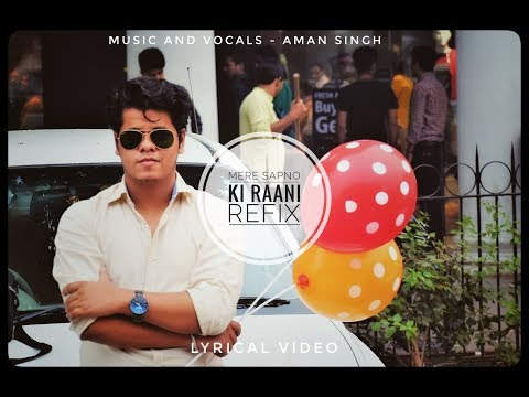 mere sapno ki raani | refix version | rajesh khanna | aman singh |
