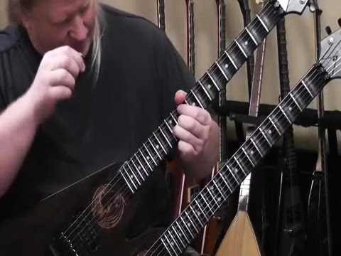 Karl Sanders Breaks Down Kafir Guitar Solo