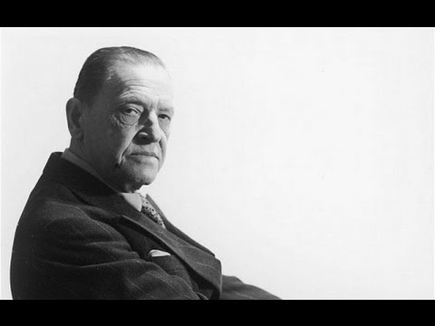 Trio - Somerset Maugham. The Verger part 1 of 2.