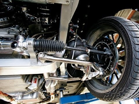 Suspension De Chevy Cambio De Bujes Youtube