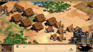 Age of Empires II HD Campaigns | Barbarossa 5.6 The Emperor Sleeping (Hard Mode)