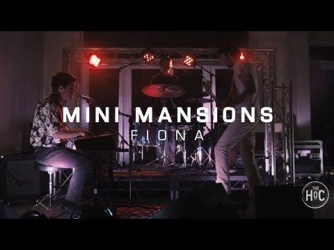 Mini Mansions - Fiona // The HoC Palm Springs 2013