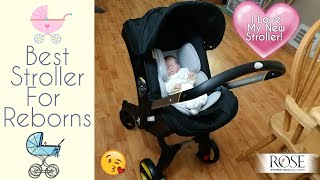 Doona Carseat Stroller Review | A Must Have For Reborns❤