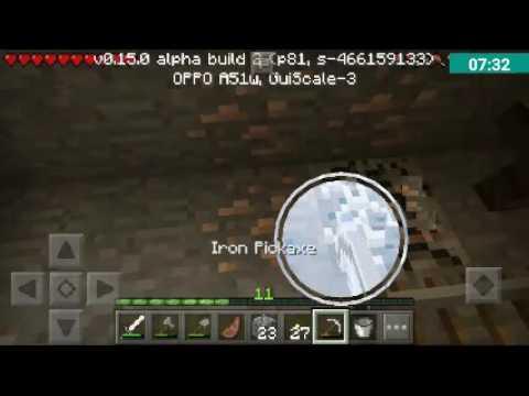 Mining diamonds|Mcpe ep 2