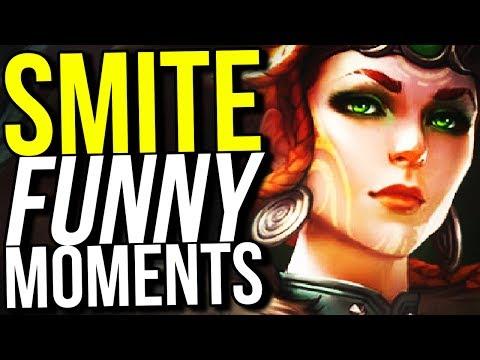 DAMAGE ARTIO IS BEST ARTIO! - SMITE FUNNY MOMENTS