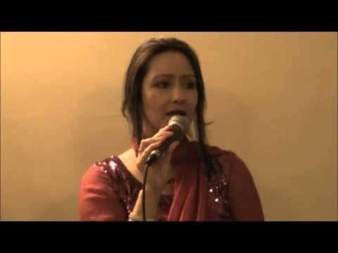 Noor Jehan-Sanu Nehar Wale Pul Tay Bula Ke. my live performance...
