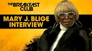 Mary J. Blige Opens Up About Her Divorce, Her New Album & More
