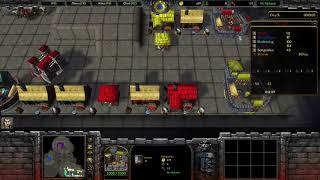 Warcraft 3: TFT [Custom] #751 Survive from Zombies - Tři v jedné bázi