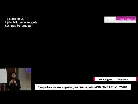 Download  Live Streaming Komisi Nasional Anti Kekerasan Terhadap Perempuan 14 Oktober 2019 Gratis, download lagu terbaru