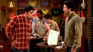 Friends - Favorite Joey Moments