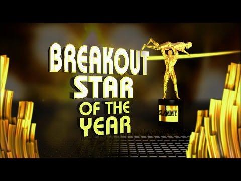 "2014 WWE Slammy Awards - ""WWE Breakout Star of the Year"""