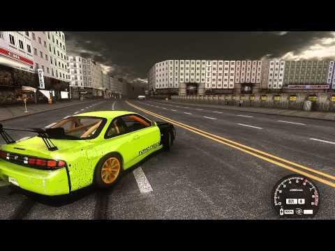 S13 Drft in Valo city