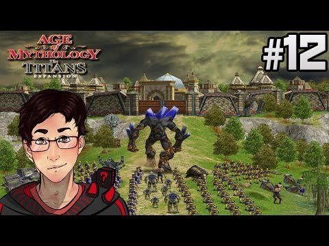 Age of Mythology Titan Campaign: War of the Titans! (Ep 12 - Finalé)