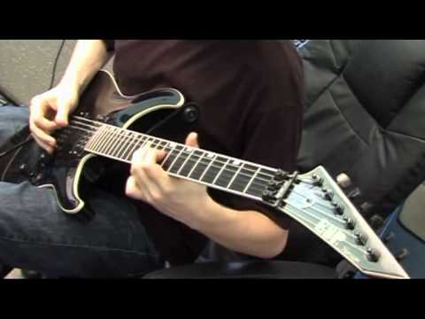 Bullet For My Valentine - Waking The Demon (guitar cover w/ solo)