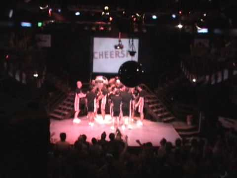 Cheer San Francisco Performing at Play Video