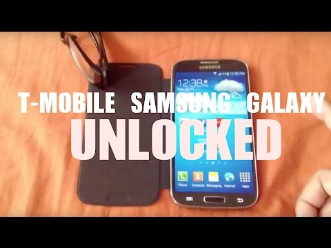 T-Mobile Samsung Galaxy s4 Unlock How to Enable For AT&T 4G LTE