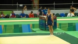 Rio de Janeiro - Test Event - Concorso Individuale Maschile (PARTE 2)