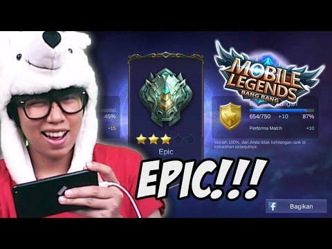 SUDAH EPIC! - Mobile Legends Indonesia