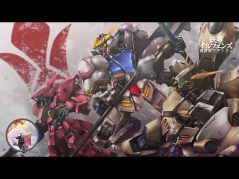 MAN WITH A MISSION - Raise Your Flag [Gundam Iron Blooded Orphans - Opening 1 Full]