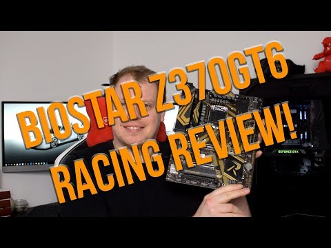 Biostar Z370 GT6 Motherboard Review - Intel Coffee Lake's Best Value For Gaming?
