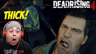 MAH BOY TAKING SELFIES WITH THE BOOTY!! [DEAD RISING 4] [GAMEPLAY!] [STORY MODE]