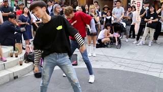 JHKTV] 홍대댄스비팝프랜즈 hong dae k pop dance 비팝프랜즈 BOSS - NCT