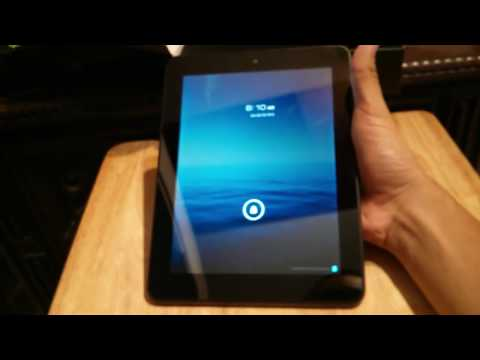 Nextbook 8 inch Tablet Unboxing (Android 4.1 Jelly bean)