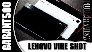 Lenovo Vibe Shot Полный обзор камерофона!