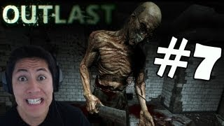 Outlast Walkthrough Part 7 Gameplay Review Lets Play Playthrough PC [HD]