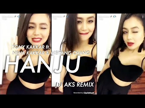 Tony Kakkar ft Neha Kakkar Meiyang Chang - Hanju (DJ AKS Remix...