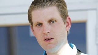 BREAKING: Eric Trump Is Staggeringly Stupid