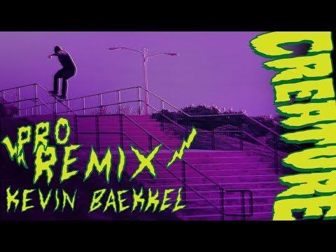 Creature Skateboards: Kevin Bækkel Pro Remix