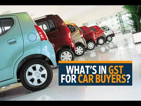 What's in GST for car buyers?