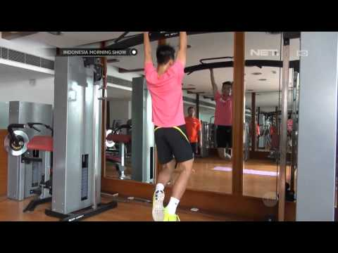 IMS Latihan Fisik dan Fisioterapi Tim Thomas Cup