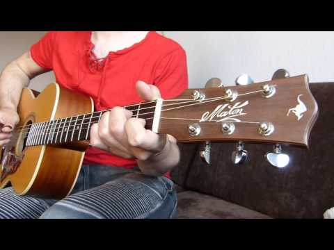 She's Like The Wind (Dirty Dancing - Soundtrack) - Fingerstyle Guitar Arrangement (Sungha Jung)