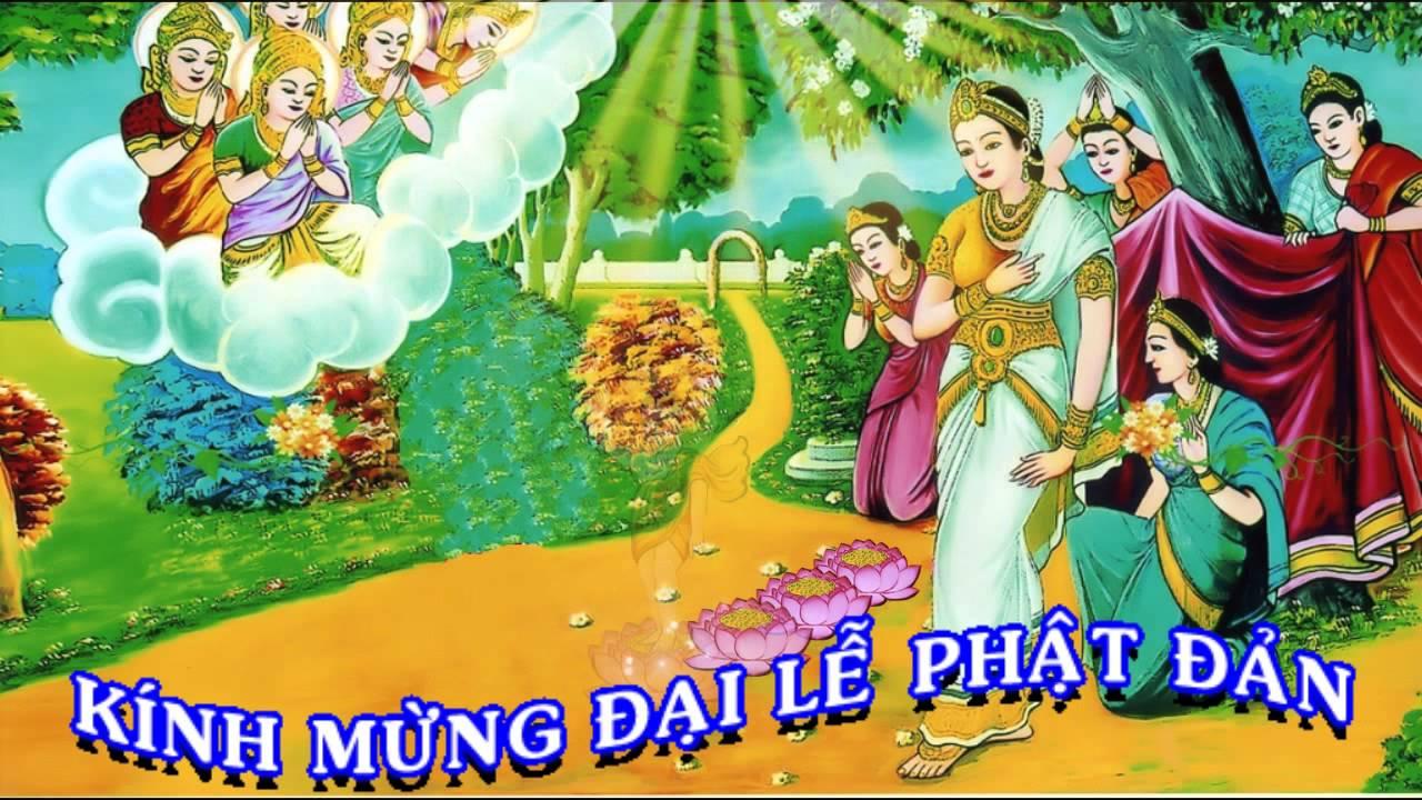 Phật giáo Xuân Lộc Diễu hành xe hoa Phật Đản năm 2014
