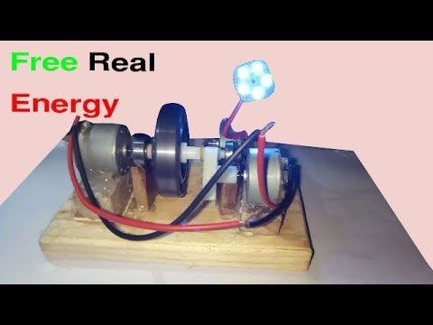 free running small  generator 2019 | without battery electric of free | free light thumbnail