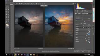 Tutorial Edit Foto Landscape menggunakan Photoshop CC
