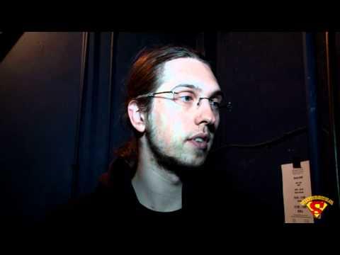 Matt Drake of Evile Interview - 12/17/10