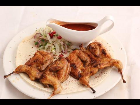 Вкусно и просто! Как замариновать перепелок на вкусный шашлык. Skewers of quail