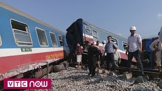 Những vụ tai nạn tàu hoả nghiêm trọng ở Việt Nam   VTC1