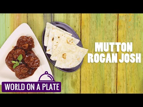 How to make Mutton Rogan Josh |  World on a Plate | Manorama Online Recipe