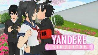 YANDERE CHEATS ON SENPAI?!   Yandere Simulator Roleplay Ep 4