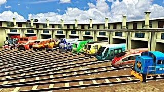 Train Simulator 2016 - Level 1-2 (Timuz Gamez) (Android Game)
