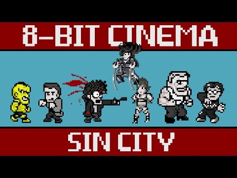 Sin City - 8 Bit Cinema video
