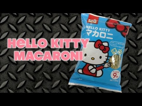 REVIEW: Hello Kitty Macaroni