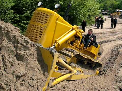 Earthmoving in Almere 2010 part 2