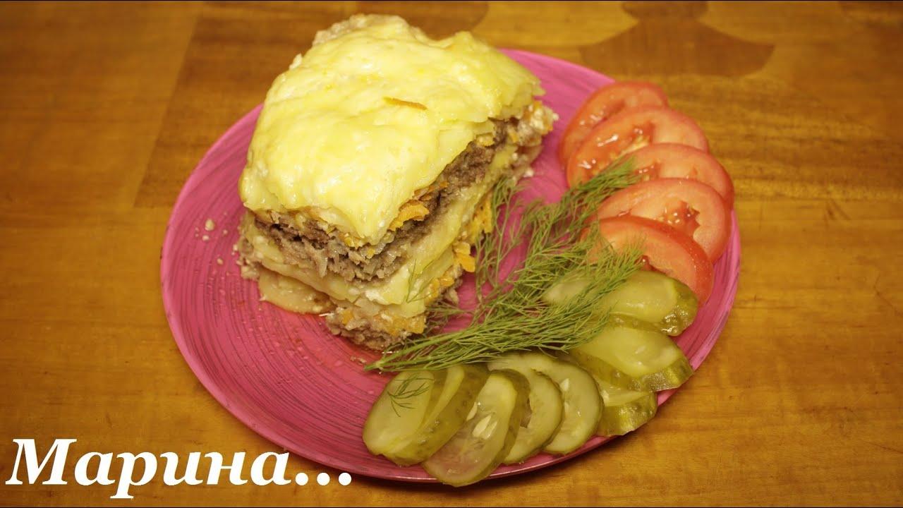 Картошка с фаршем в мультиварке редмонд рецепты пошагово