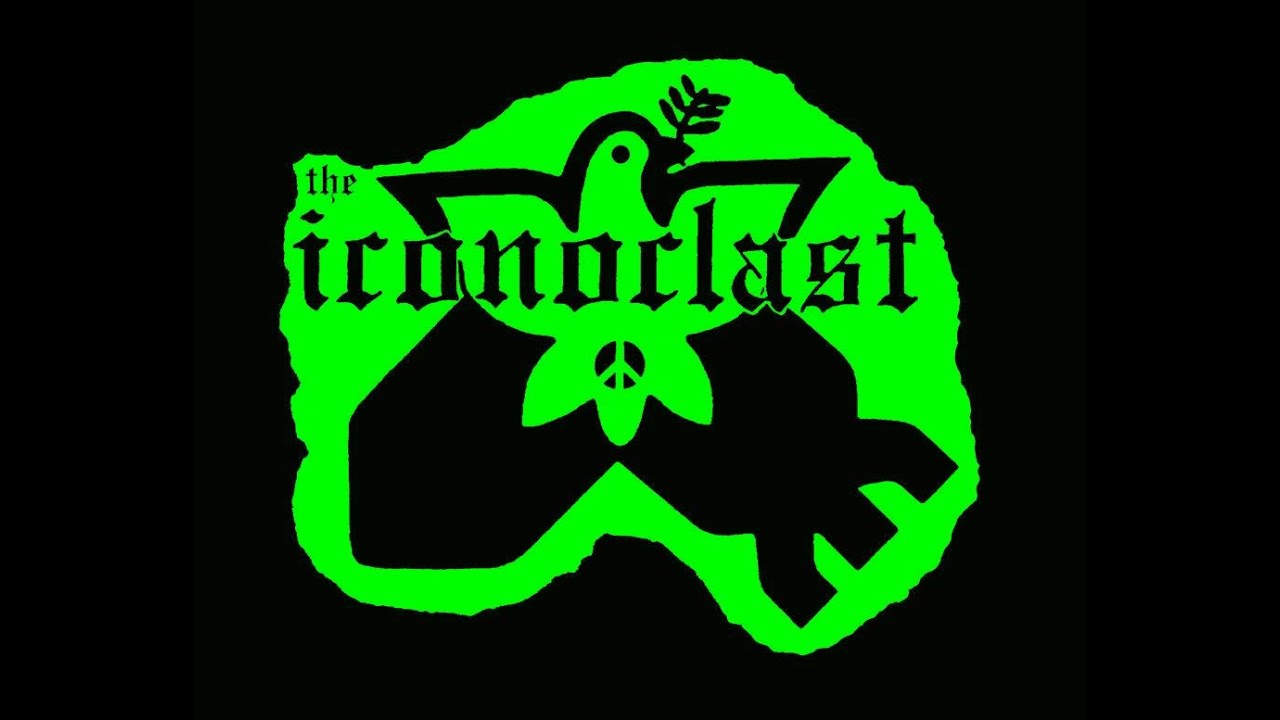 The Iconoclast At Cafe Nela...A Lucha Punk Video - YouTube