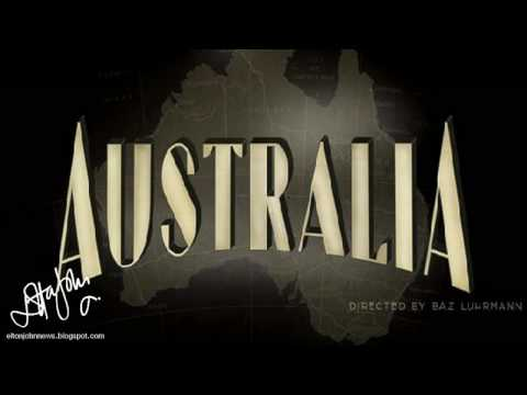 Sir Elton John - The Drover's Ballad from Australia Movie